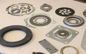 assorted stampings